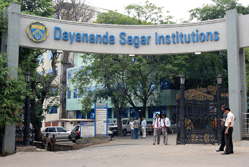 Direct Admission in Dayanand Sagar
